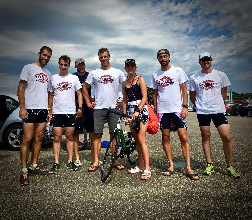 Le SCAT au triathlon de Breisgau 2019